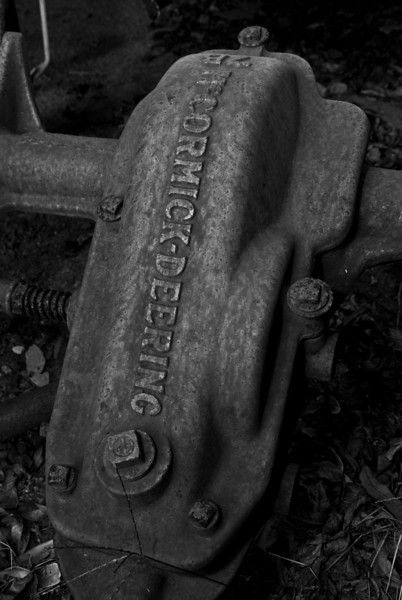 Part of a Vintage Tractor (McCormick-Deering)