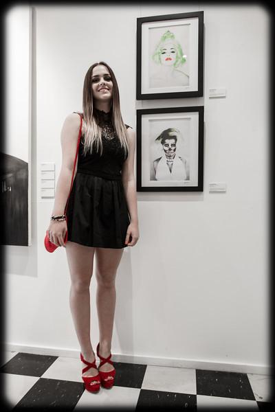 Makayla Loves at QueerSpace Gallery in Darlinghurst