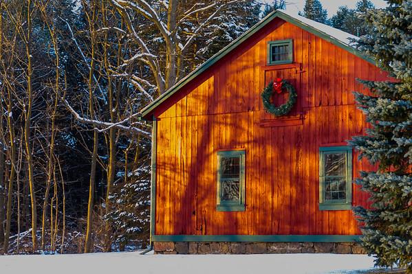 Barn at Atlantic and Scribner