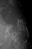 Sea of Tranquility (Mare Tranquillitatis) (top) and Sea of Nectar (Mare Nectaris) (bottom)