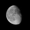 Waning Gibbous Moon: March 23 2011 (Super High resolution)
