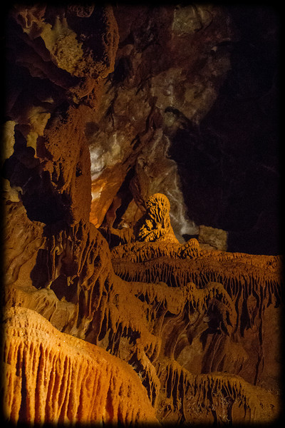 Jenolan Caves: NSW, Australia: The Temple of Baal