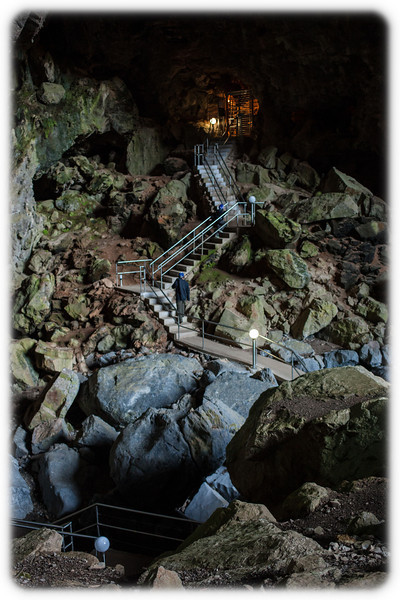The Nettle Cave: Jenolan Caves: NSW, Australia
