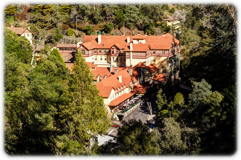 Jenolan Caves House: NSW, Australia