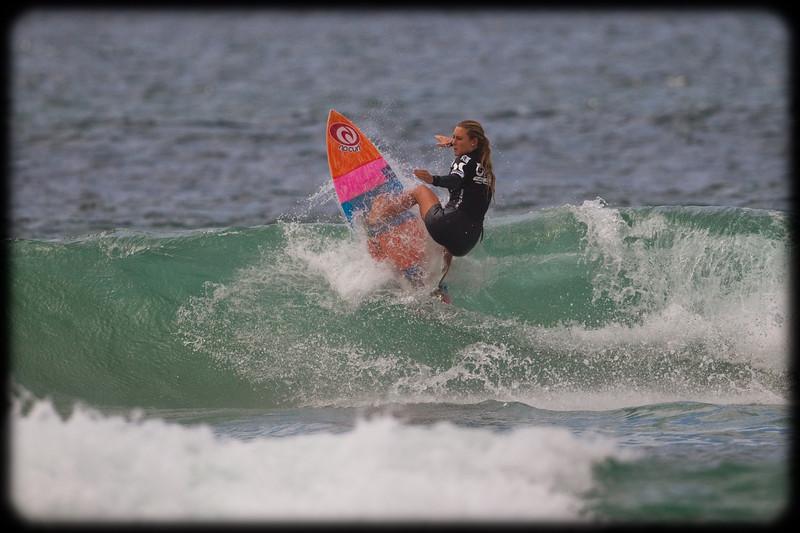 Nikki Van Dijk (AUS): Junior Girls' Final