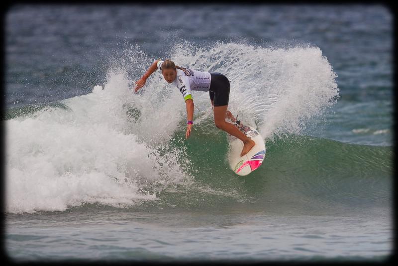 Philippa Anderson (AUS): Junior Womans' Final