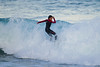 Young Surfer at Queenscliff Beach