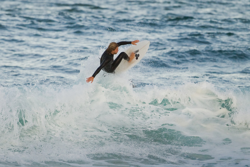 Early Evening Surf at Queenscliff