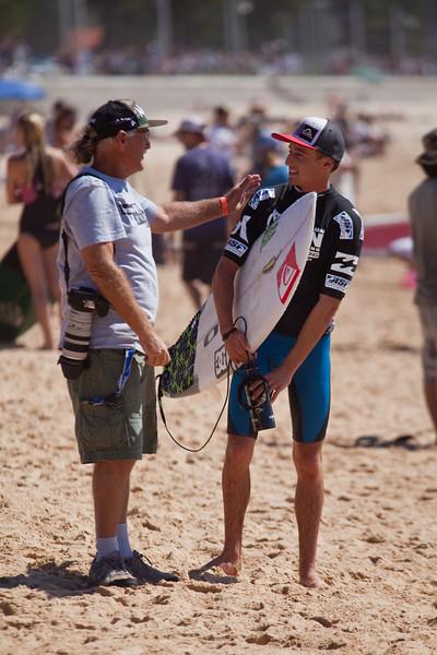 Matt Banting (AUS): Round of 16 Heat 6