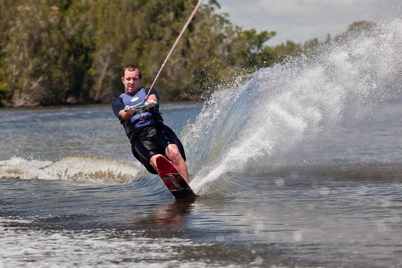 Fun on the Wallamba River