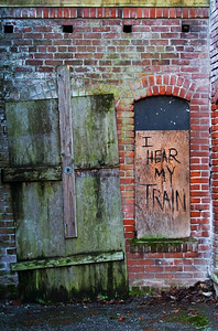 I Hear My Train 2009 Honorable Mention Blue Ribbon Category: USA Places