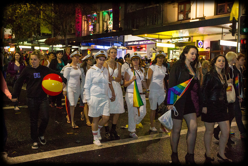 Sydney Mardi Gras 2012 [ Over for another year