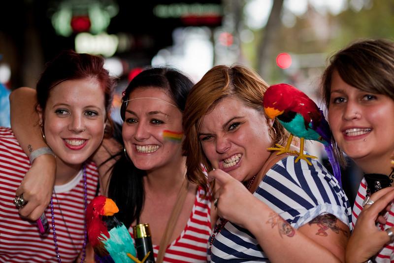 Mardi Gras Parade 2011, Sydney