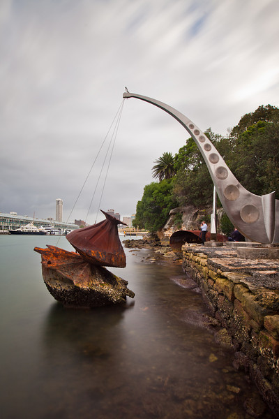 'Dual Nature' and Finger Wharf