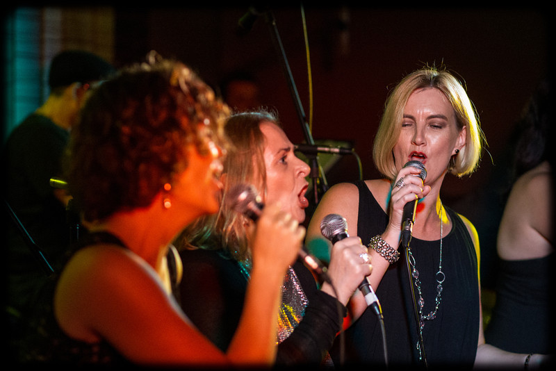 Cafe of the Gate of Salvation Performing at the Cat and Fiddle in Balmain