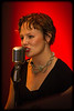 Jody Performing at Charlie Bar, Manly