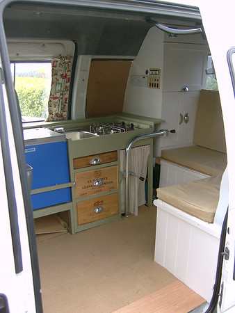 The Van Conversion
