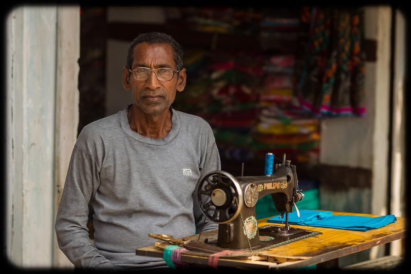 Roadside tailor