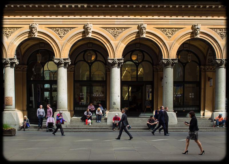 No. 1 Martin Place Facade