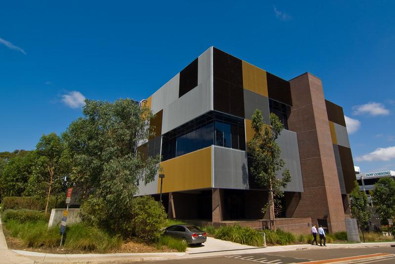 Nortel Networks Building, North Ryde, Sydney