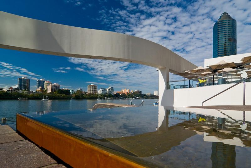 Sunny Morning Riverside, Brisbane