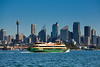 Manly Ferry, Collaroy on Sydney Harbour
