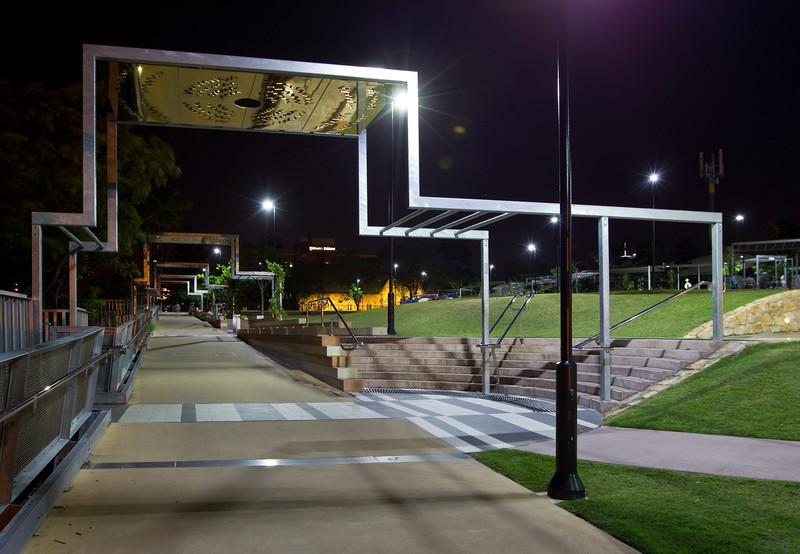 Kangaroo Point River Terrace, Brisbane