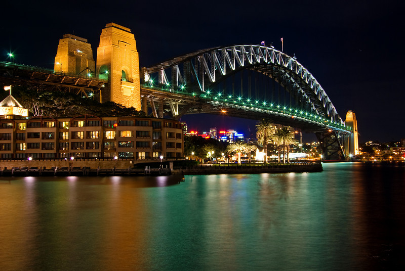 View from near Sydney Cove