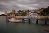 Gloomy Day on Sydney Harbour