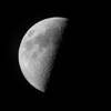 Waxing Gibbous Moon: 13 Dec 2010