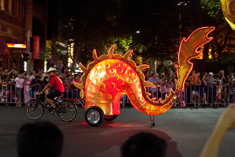 Chinese New Year Parade, Sydney