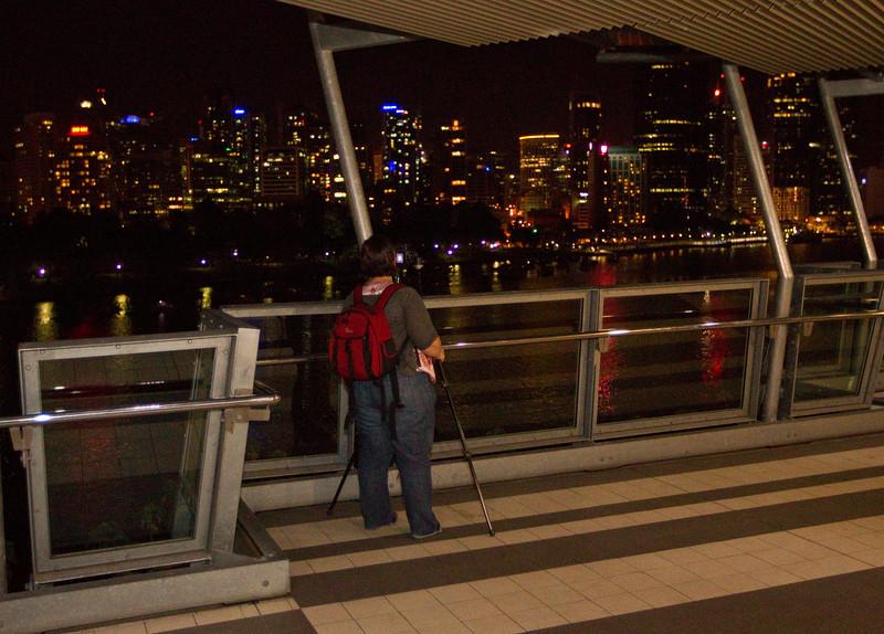 Nat at Kangaroo Point River Terrace, Brisbane
