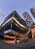The Bond: 30 Sussex Street Sydney at Sunset