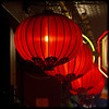 Chinese New Year Parade, Sydney: Lanterns at the Golden Dragon Lounge