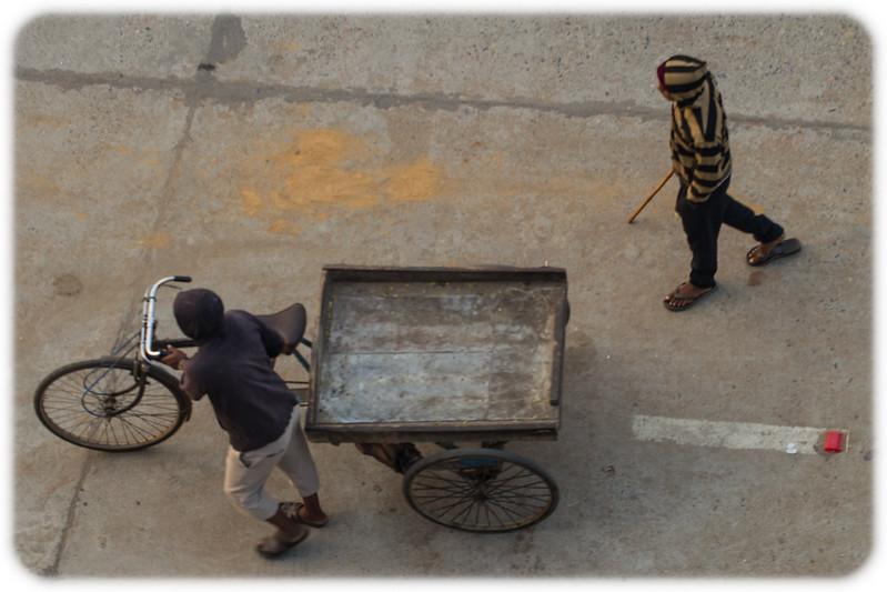 Street Life in Singrauli