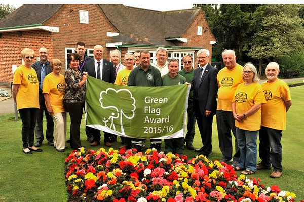Green Flag 2015
