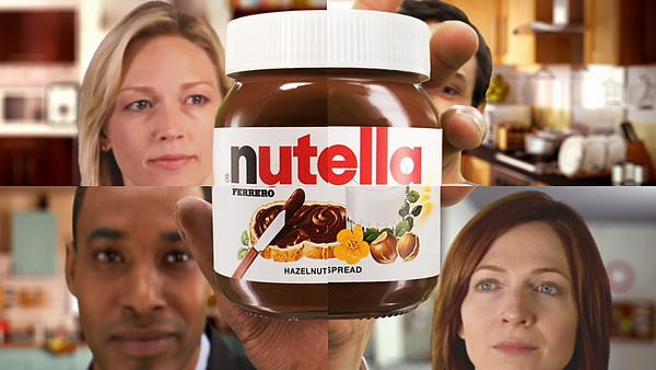 Nutella Breakfast
