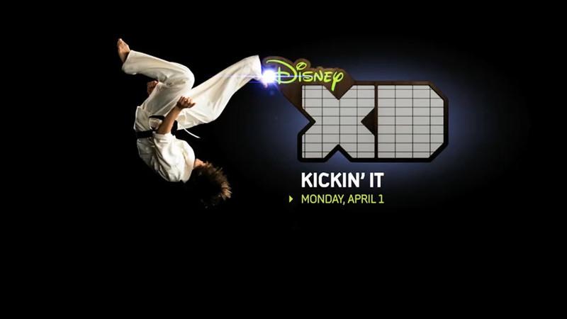 Kickin' It Promos