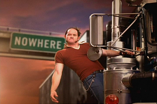 Naked Trucker & T-Bones Show Open