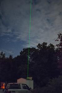 LIDAR Geen Laser