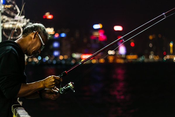 Hong kong Fisherman