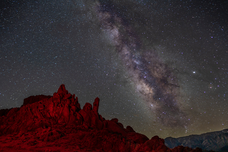 Red Rock Milky