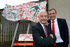 Liverpool FC Legends Alan Kennedy and Roy Evans