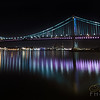 Ben Franklin Bridge Reflections