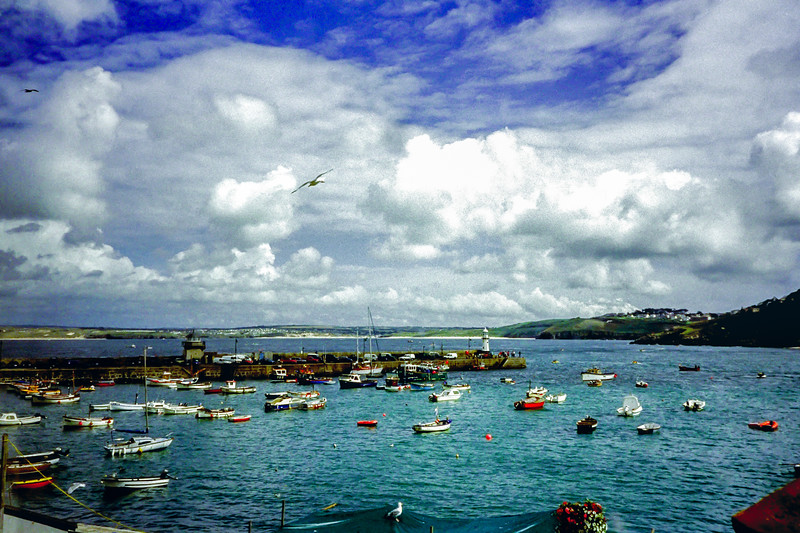 From our window at St. Ives