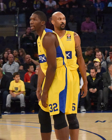 Maccabi Tel Aviv at MSG 100415