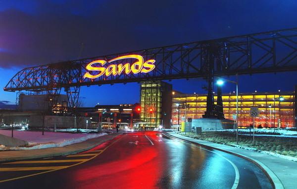 Sands Casino Bethlehem 071312