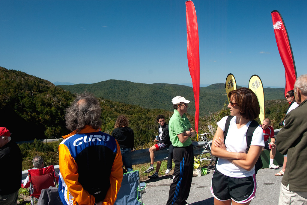 Stage 3 of the 2009 Green Mountain Stage Race