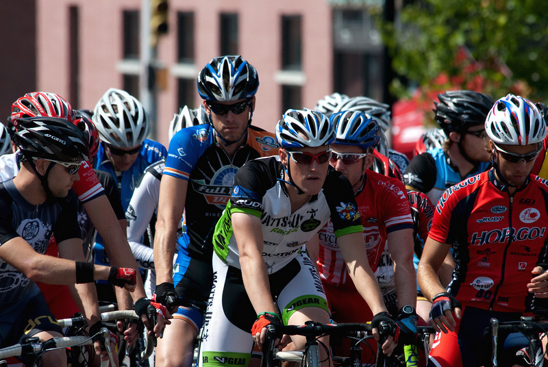 Stage 4 of the 2009 Green Mountain Stage Race - Burlington Criterium