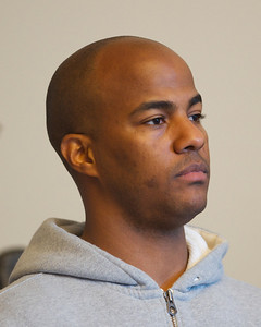 070912, Boston, MA - Tomas Soto, 34, of South Boston faces arraignment on drug charges in Boston Municipal Court on Monday. Herald photo by Ryan Hutton